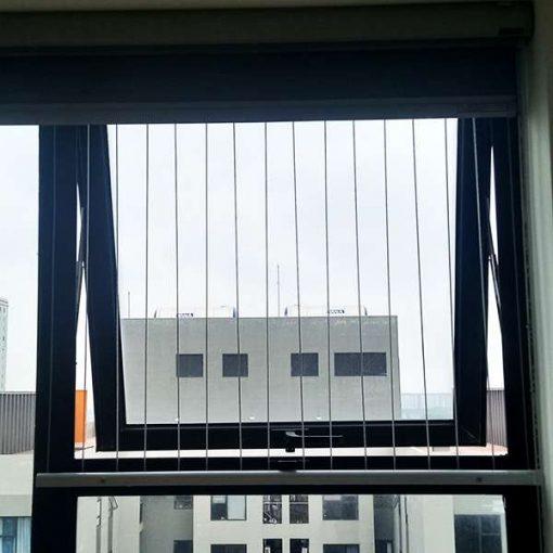 lưới an toàn ban công tại dịch vọng cầu giấy